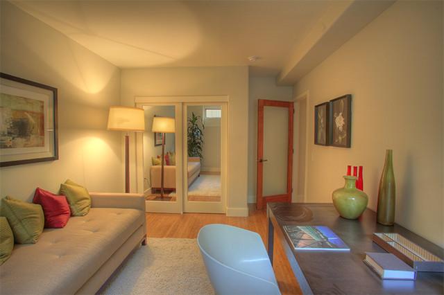 San Francisco Modern modern-living-room