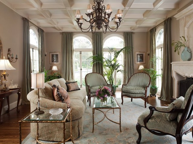 San Francisco Redesign traditional-living-room
