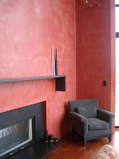 San Francisco Residence 1 modern-living-room