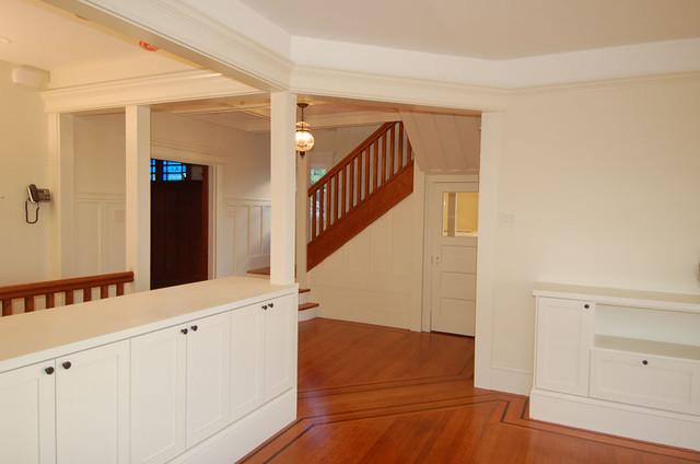 San Francisco Residence 6 traditional-living-room