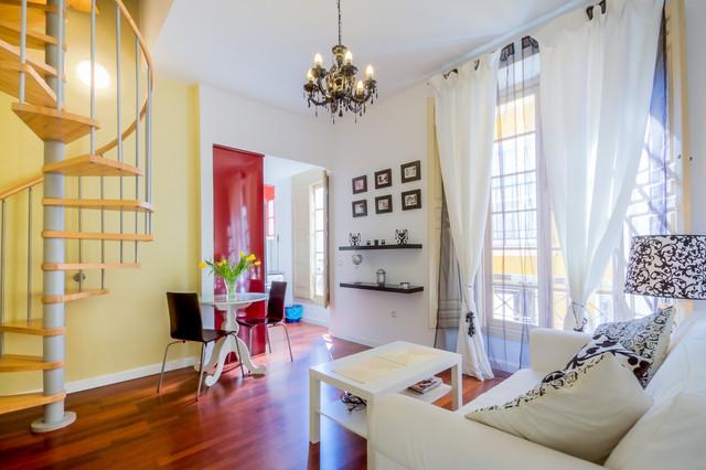San Juan 3 contemporary-living-room