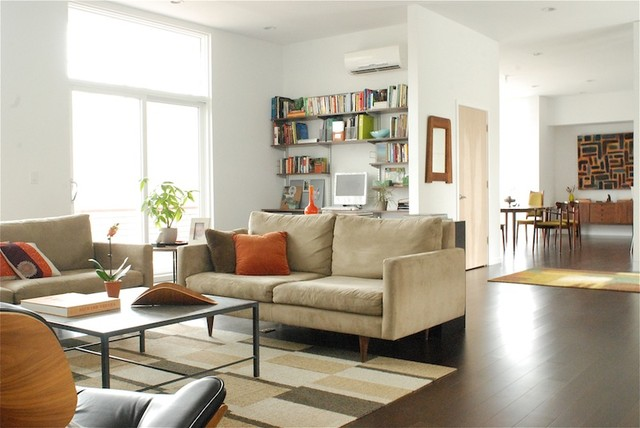 San marco usa interior paints in earthcraft platinum home for Modern living room usa