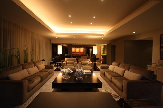 San Marino Island 1 - Miami Beach, FL Residence contemporary-living-room