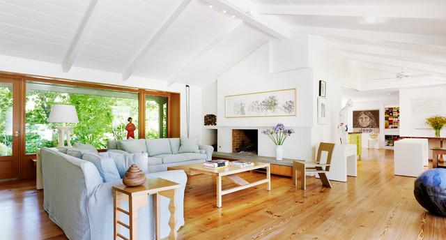 San Rafael Ranch midcentury-living-room