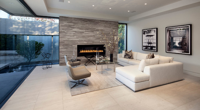 San Vicente contemporary-living-room