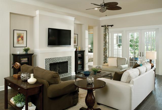 Sandpiper 1126 tropical-living-room