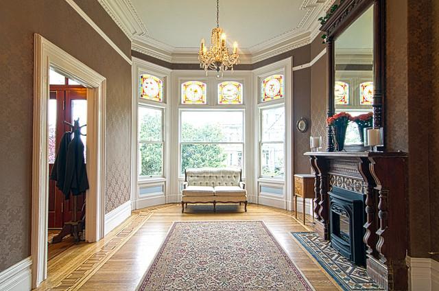 SanFranVic traditional-living-room