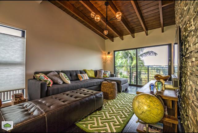 santa monica modern remodeling contemporary living room