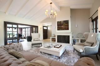 Santa ponsa villa mediterranean living room for Villa interior designers ltd nairobi kenya