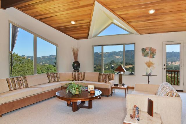 santa rosa modern living room san francisco by