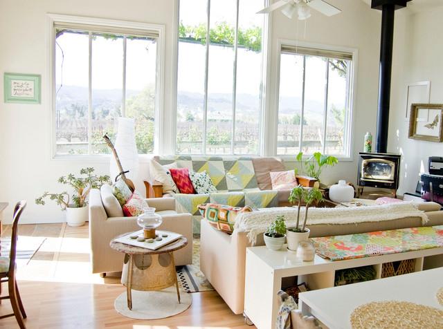 santa ynez in campagna soggiorno santa barbara di going home to roost. Black Bedroom Furniture Sets. Home Design Ideas