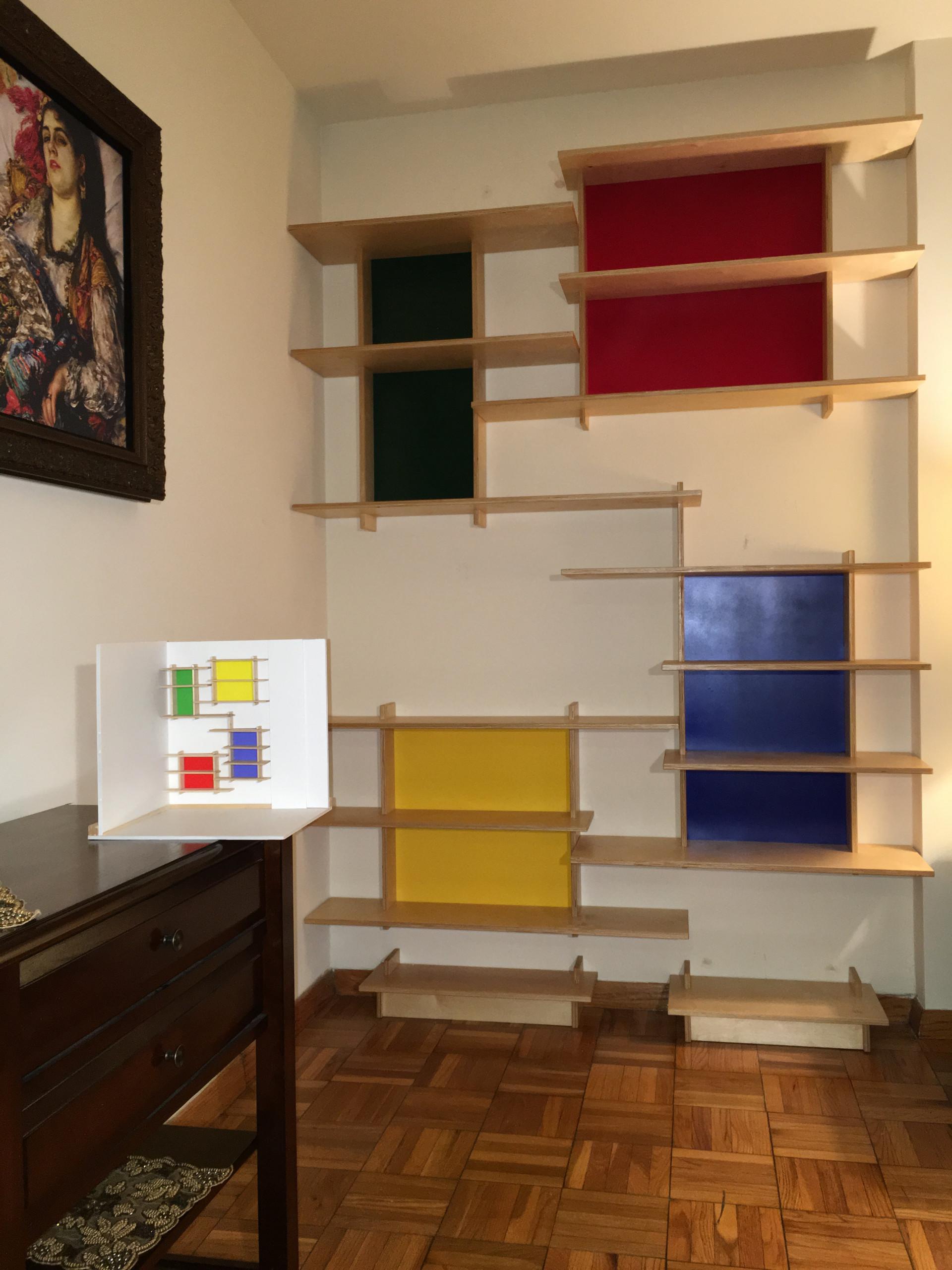 SARA Shelf System - 001