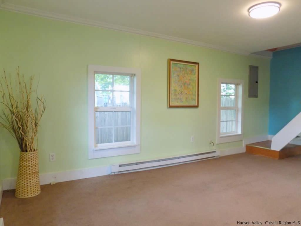 Saugerties Tiny House Partial Staging