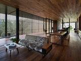 contemporary living room Houzz Tour: Australian Home a Gold Mine of Unconventional Ideas (18 photos)