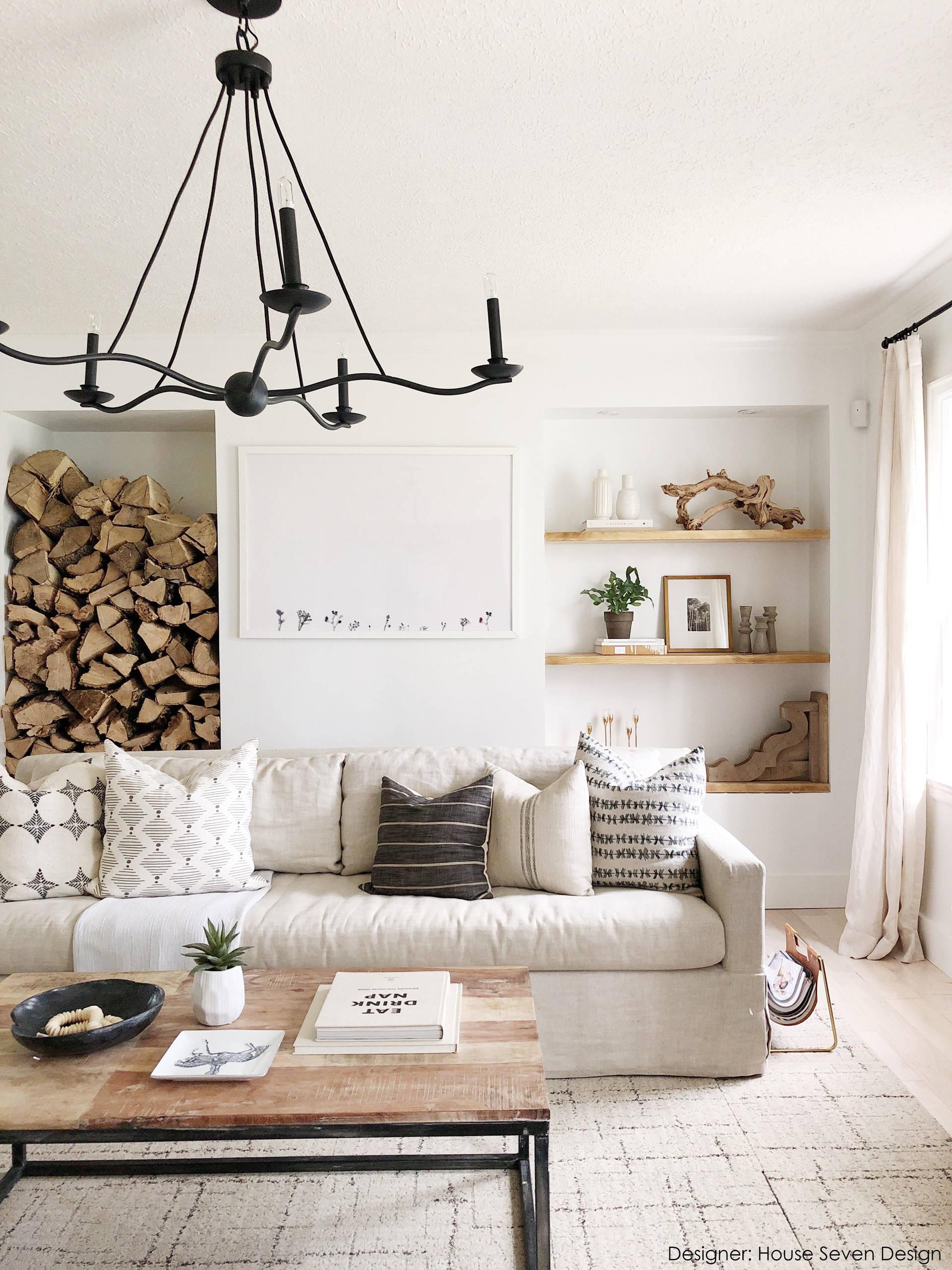 75 Beautiful Scandinavian Living Room Pictures Ideas February 2021 Houzz