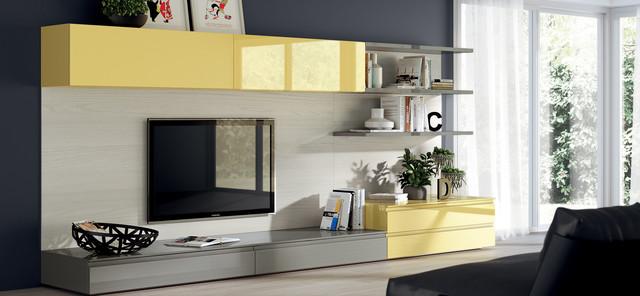 living room modular furniture. Scavolini - Living Independent Modular Storage Modern-living-room Room Furniture I