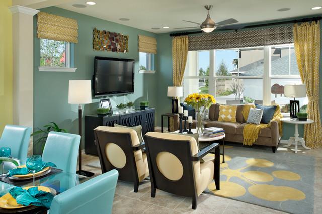 Schelling eclectic-living-room