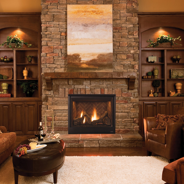 Scorpio - Traditional Fireplace Design Collection by ...