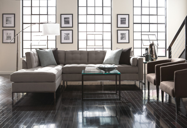 Exceptional Scout Sectional By Younger Furniture @ Direct Furniture Modern Living Room