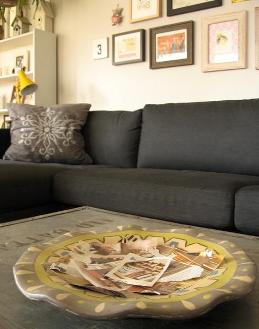 Scraps living-room