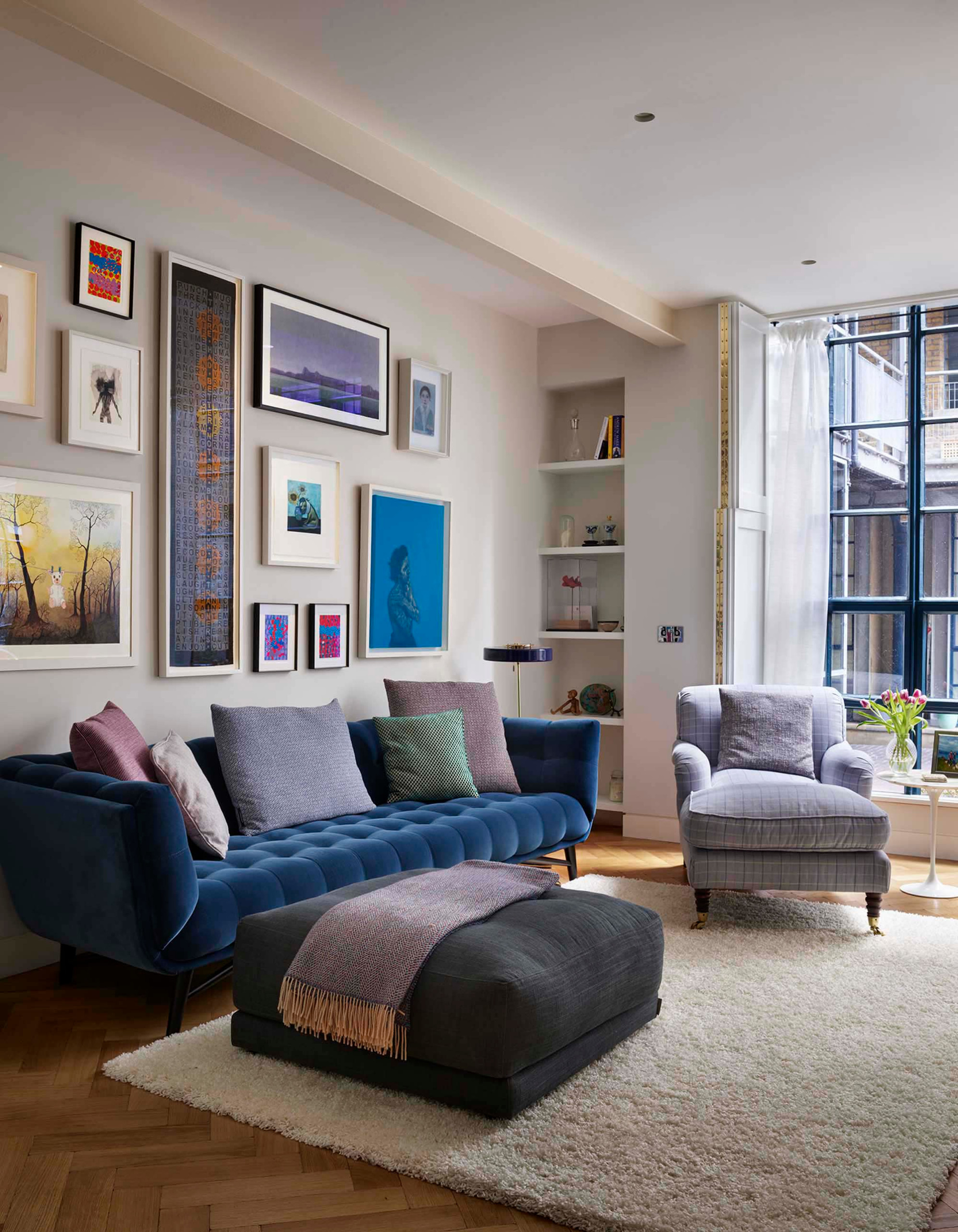 75 Beautiful Industrial Living Room Pictures Ideas February 2021 Houzz