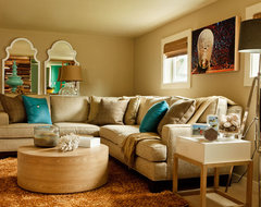 Seahound Ranch beach-style-living-room