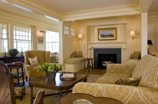 Selkirk Ledge Traditional Living Room Boston By