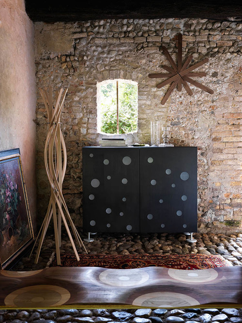 Selling: Polka Dots Cupboard, Twist Coat Stand, Ripples Bench