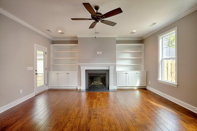 Semi-Custom Homes living-room