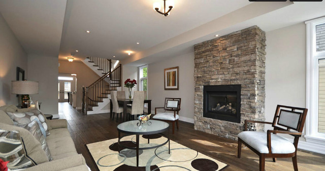 Semi Detached In Beechwood Area By Capital Home Staging Design