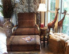 Senna Hills eclectic-living-room