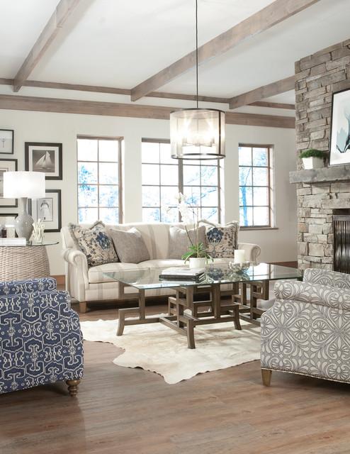 September traditional-living-room