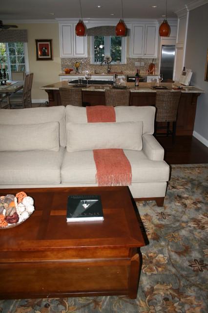 Septimo Living Space contemporary-living-room
