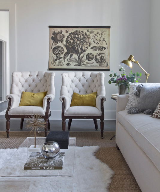 Serenbe Textile Loft scandinavian-living-room