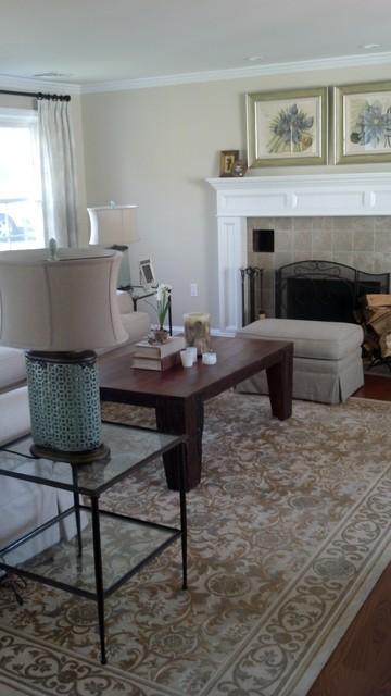 Serene Living Room Traditional Living Room Other - serene living room home decor