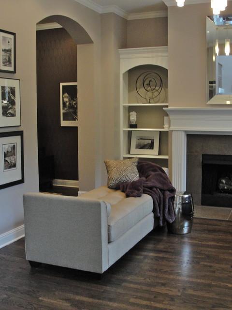 serene living room