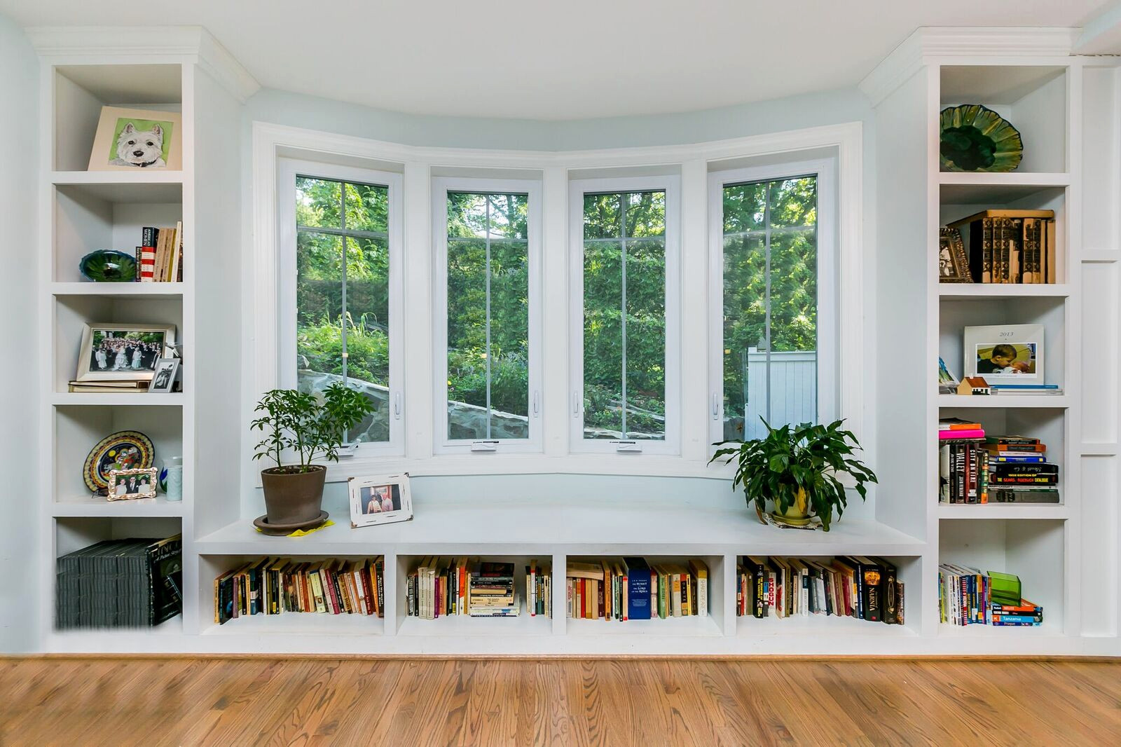 Living Room Bay Window Ideas Photos