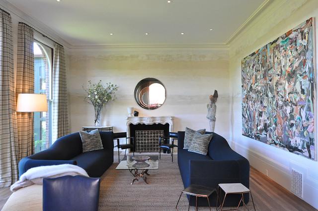 SF Decorator Showcase 2014 | Living Room contemporary-living-room