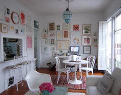 sfgirlbybay eclectic-living-room