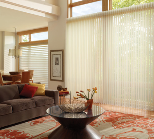 Shading,Sheers, Louvers window-treatments