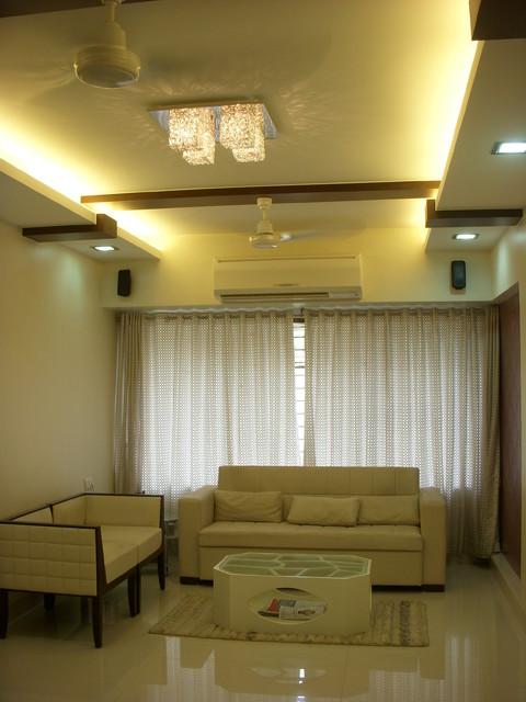 Shah residence for Living room kandivali east