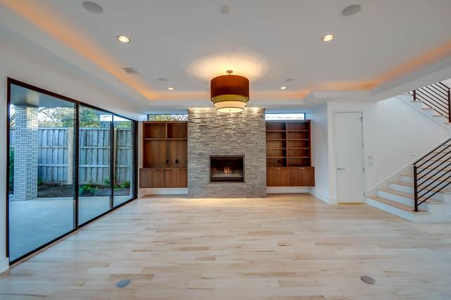Shamburger project contemporary-living-room