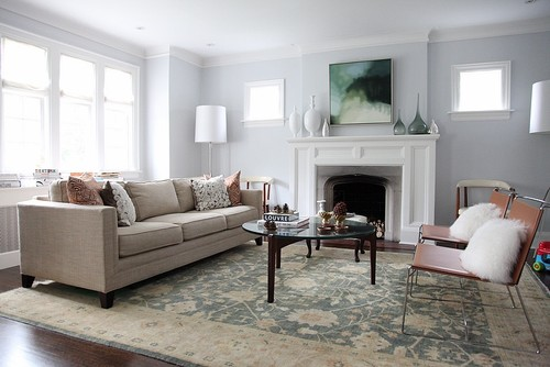 tips for styling a mantel