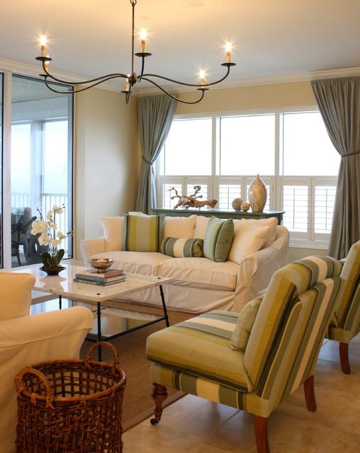 Shari Misturak of IN Studio & Co. Interiors traditional-living-room