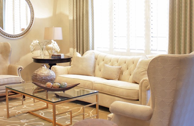 Tufted Living Room Set 13491563 Jpg Pc Traditional Brown Almond