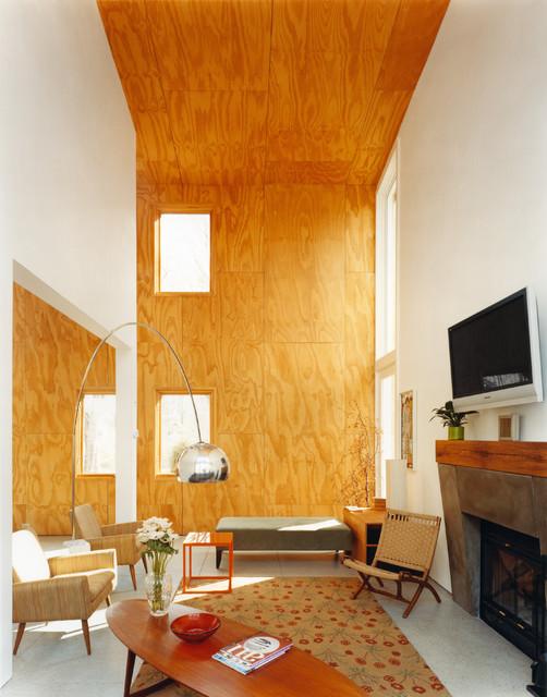 Sharon House Interiors - Modern - Living Room - New York - by Lynn ...