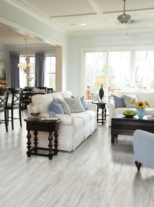 Coastal Flooring Ideas The Island