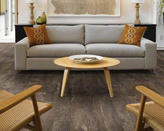 Luxury Vinyl Plank Flooring Living Design Ideas Pictures