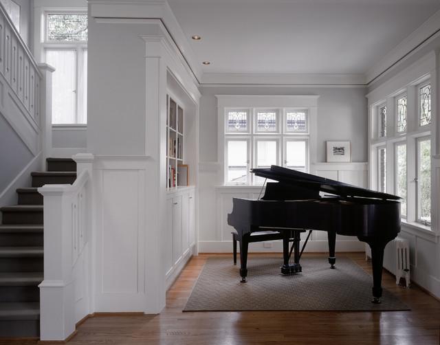 Sheri Olson traditional-living-room