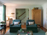 traditional living room My Houzz: Living a Simpler Life in Ohio (13 photos)